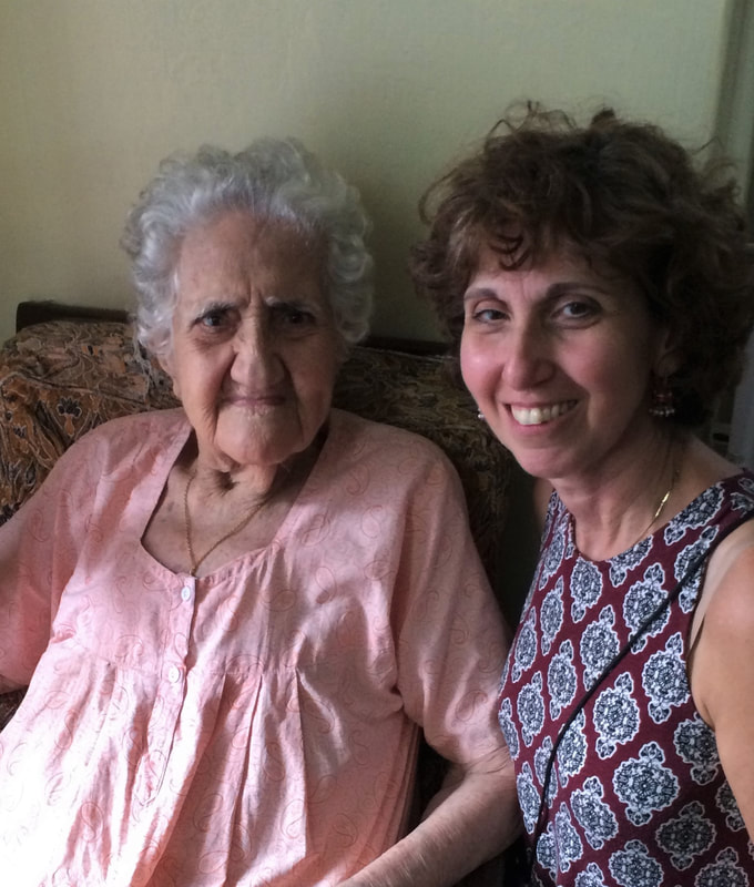 Cochin, Indian Jews, Sarah Cohen